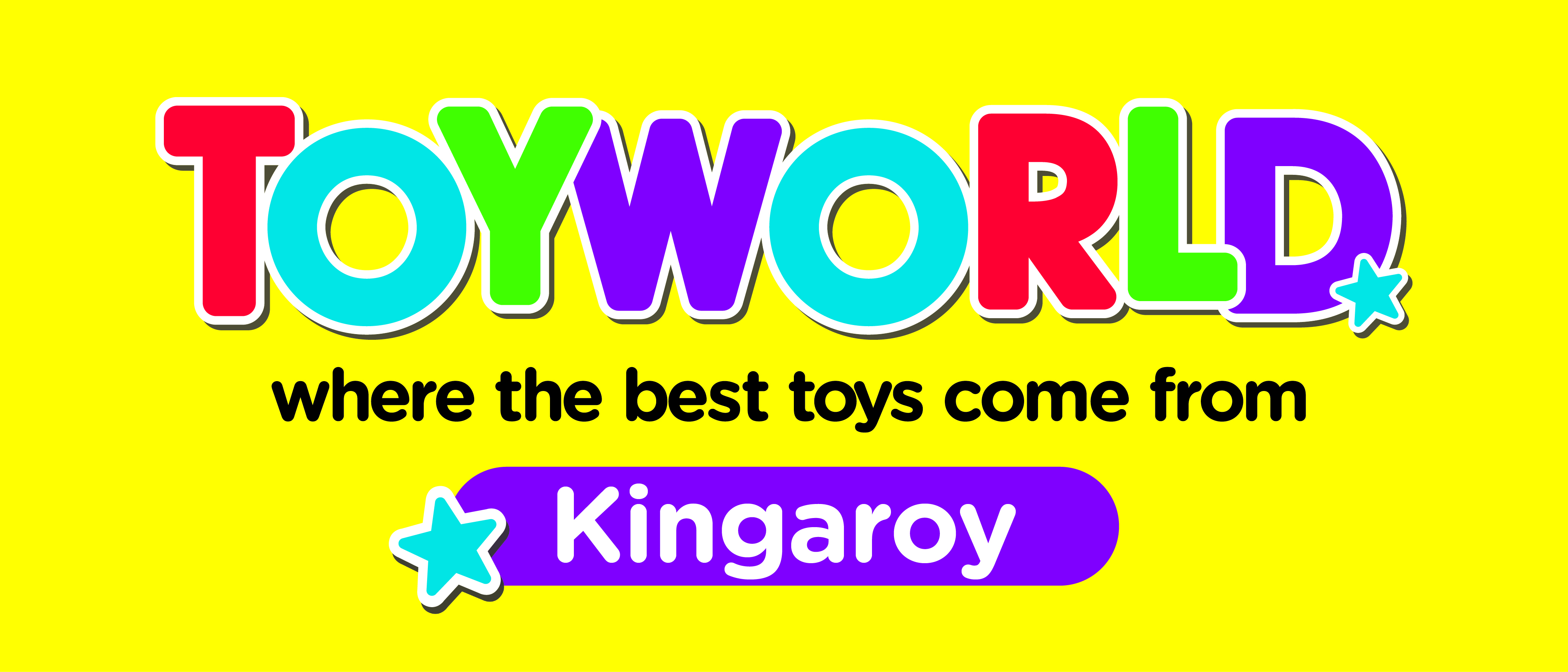 Kingaroy Toyworld Logo